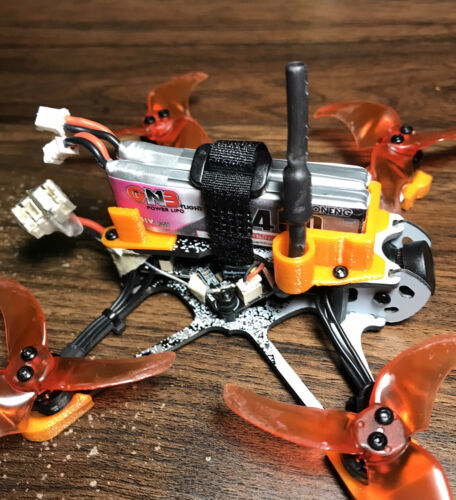 Emax Tinyhawk 2 Freestyle Battery Antenna Holder And Landing Pads TPU 3D