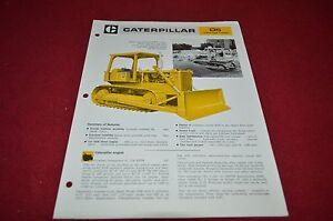 Caterpillar D5 Crawler Tractor Dozer Dealer's Brochure DCPA3 | eBay