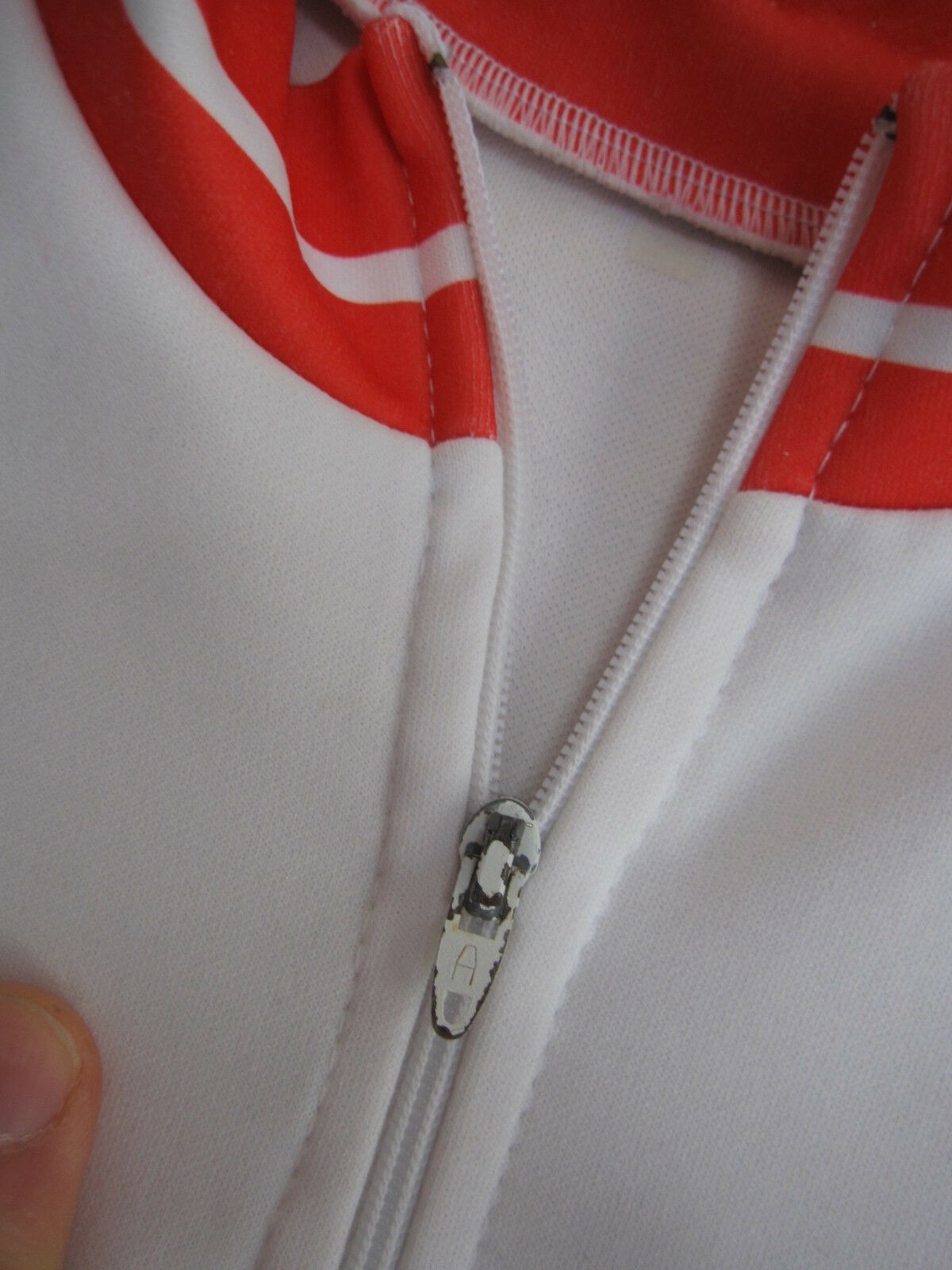 Maillot cycliste VSS Postic SA lubrifiants lubrifiants lubrifiants shell Gaudart Scaer shirt - 4   L 138ad9
