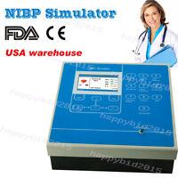 Nibp Simulator,multi-purpose Tester Non-invasive Blood Pressure Simulator