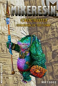 CROCHOTEP Guardian of the tomb  75 mm scale resin figure