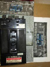 Westinghouse F3100, 100 Amp 600 Volt 3 Pole Circuit Breaker- RECON W/ TEST