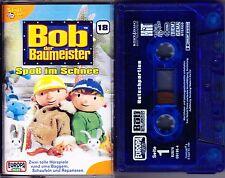 MC Bob der Baumeister 18 - Spaß im Schnee - EUROPA mini