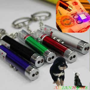 New-Small-Mini-Red-Laser-Pointer-Pen-LED-w-Money-Detector-Child-Pet-Cat-Toy-Ahy