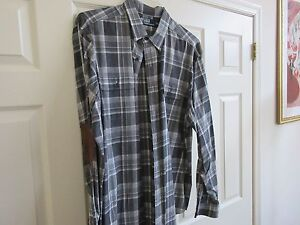 Polo by Ralph Lauren , Size XL, Men's Long Sleeve Shirt