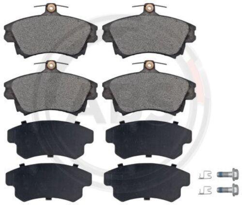 Bremsscheiben 281mm Volvo V40 Bremsbeläge Set Satz vorne für Mitsubishi