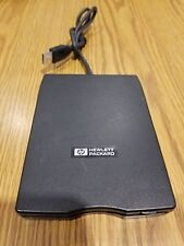 HP DC361B EXTERNAL USB FLOPPY DRIVE 1.4 MB USED FOR LAPTOPS OR PC/'S