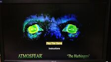 The Harbingers Video Board Game Video Tape VHS DVD Atmosfear Nightmare Series