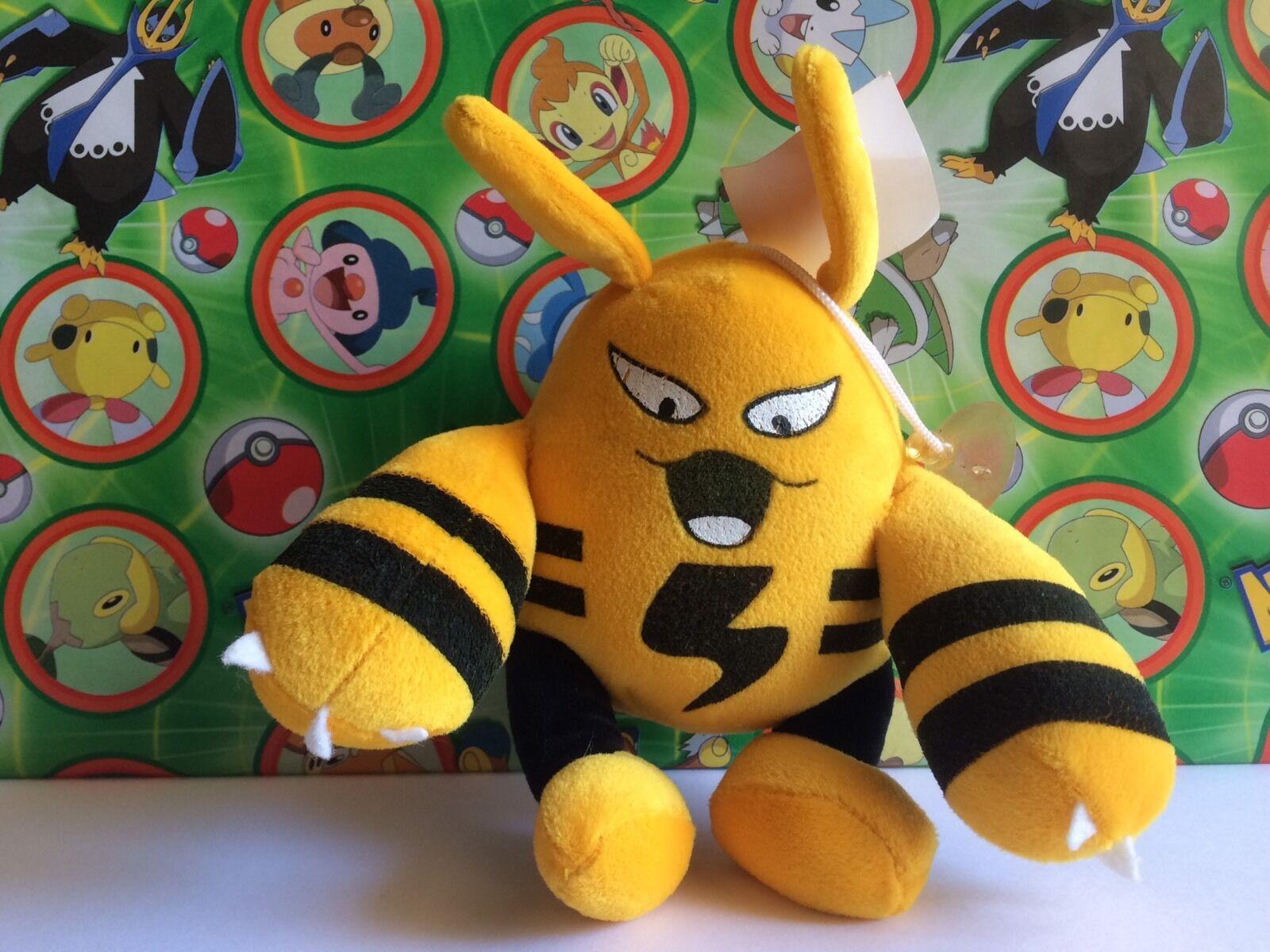 Pokemon Plush Elekid Mirage Doll UFO Stuffed Soft Figure Poke Toy USA Seller