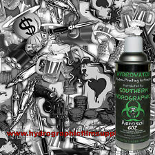 Hydrographic Film Water Transfer Hydro Dip 6oz Activator Vices Dip Kit