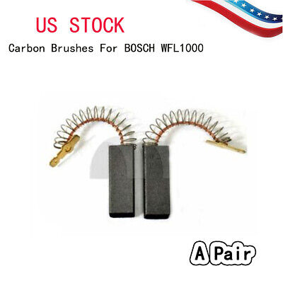 Motor Carbon Brushes For BOSCH WFF1120GB/14 WFF1200GB/01 ...