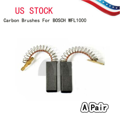 Motor Carbon Brushes For BOSCH WFL2000UK//01 WFL2060//01 WFL206 Washing Machine