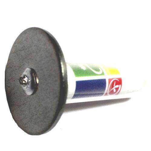 Sneaky Rivet geocache Nano tube conteneur-connecté et prêt à se cacher-Imperméable