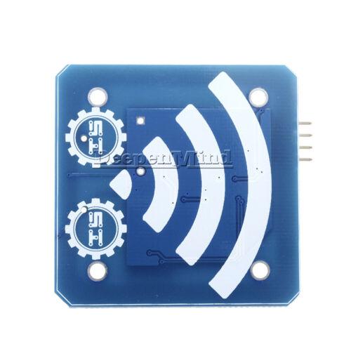 RC522 13.56Mhz RFID Module Unit I2C//SPI Proximity Reader IC S50 Key Tag