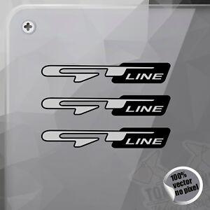 Pegatina Kia Gt Line Picanto Ceed Sportage Decal Sticker Aufkleber Autocollant 8rhinlrb-07234951-191697550