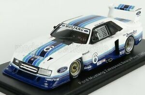 SPARK-MODEL 1/43 FORD USA | MUSTANG TEAM ZAKSPEED N 6 SEARS POINT 1982 R.MEAR...