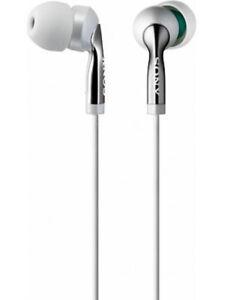 Genuine-Original-Sony-MDR-EX57LP-In-Ear-only-Headphones-White