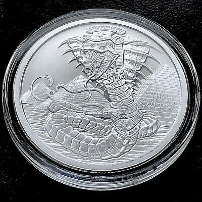 World of Dragons Series The Welsh 1 oz 999 Silver Round England New 2nd Series