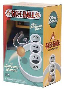 Skee Ball Electronic Game