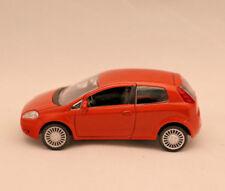 53409Norev  Fiat Nuova Punto schwarz 1:43 Die-Cast Modellauto NEU in OVP
