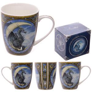 Fantasy-Tasse-Drache-Kaffeetasse-Kaffeebecher-Becher-Mug-Dragon-Teetasse