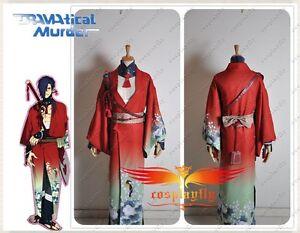 DMMD-Dramatical-Murder-koujaku-Kimono-Cosplay-Costume-C0291