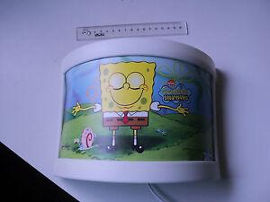 Wandlampe-Sponge-Bob-auch-Nachtlicht