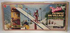 1974 BARBIE'S OLYMPIC SKI VILLAGE NIB