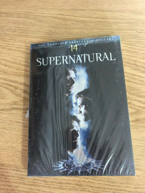 Supernatural Season 14 Dvd: Supernatural Season 14 (DVD, 2019) For Sale Online