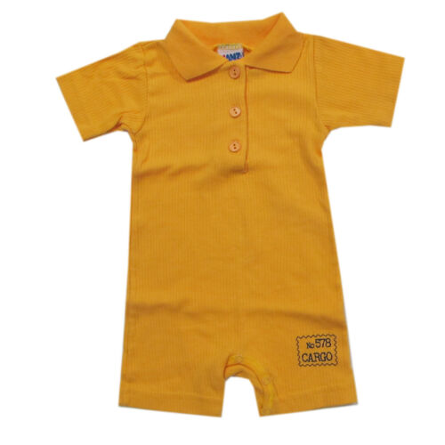 Kanz Unterwäsche Body Spieler Jungen Baby mit Bein verschiedene Farben Gr.56