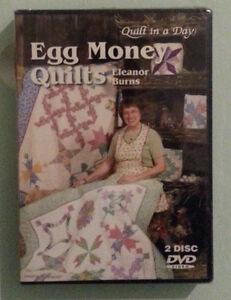 eleanor burns EGG MONEY QUILTS DVD NEW | eBay : egg money quilts by eleanor burns - Adamdwight.com