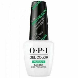 OPI-Gel-capa-base-de-tecnologia-de-salud-Pro-Color-amp-capa-superior-esmalte-de-unas-15ml