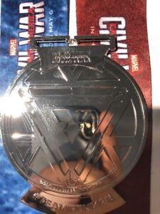 Ironman-Captain-America-Avengers-Infinity-2-Solid-Medal-Medallion