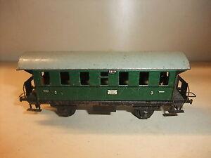 x-K-3-15-Modelleisenbahn-Eisenbahn-H0-Trix-Oldtimer-Personenwagen-Donnerbuechse