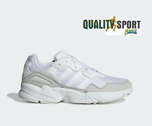 Details zu Adidas Yung 96 Weiß Schuhe Herren Sport Turnschuhe EE3682 2019