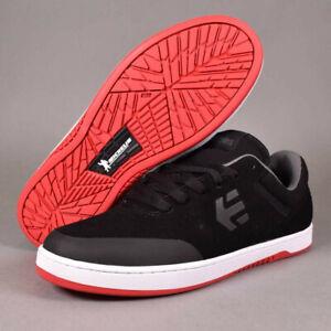 Etnies Marana Michelin taille 46 (us 12) noir/blanc/rouge skate shoes