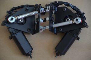 68 82 c3 corvette electric headlight motor conversion kit plug and rh ebay com