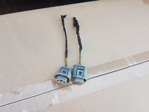 BMW E63 E70 X3 E46 E92 E60 M Sport FOG LIGHT PLUG HARNESS GREY HB4