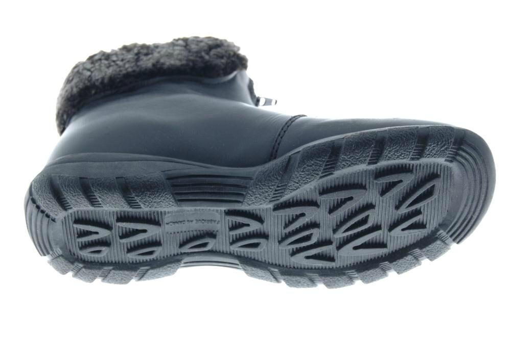 Martino Escarchado Negro Impermeable botas De Invierno Invierno Invierno Para Mujer 6.5 Nuevo En Caja d61517