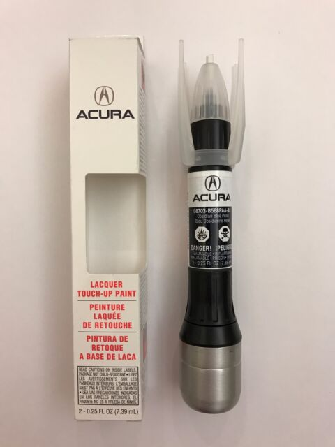 Genuine OEM Acura Touch Up Paint Bp Fathom Blue Pearl - Acura touch up paint