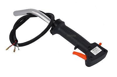 Gasgriff für Einhell BG-BC 43//1 AS GH-BC 25 AS Nemaxx MS52 2in1 Motorsense