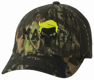 Image is loading Donal-Trump-Hat-Punisher-Camoflauge-6999-Flexfit-Mossy- b53d015ba275