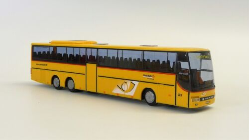 "Setra 319 GTHD Postauto PTT /""Schülerkurs/"" oder /""Scuola Bus/"" Swissmodelle 1//87"