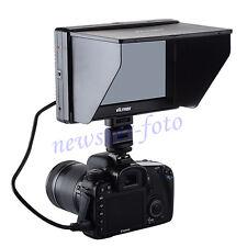 7'' HDMI LCD Video Monitor for Canon EOS 1200D 70D 700D 100D 650D 60D 600D 10D