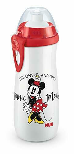 Trinkflasche für Kinder ab 36 NUK 10255415 Disney Mickey Mouse Sports Cup