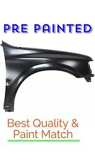 PRE PAINTED Passenger RH Fender for 1998-2004 Isuzu Rodeo (W/O Flare) w TouchUp