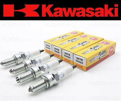 Set of See Fitment Chart #92070-0029 2 NGK CPR8EA-9 Spark Plugs Kawasaki