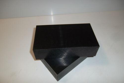 schwarz 40mm Polyacetal POM 9502
