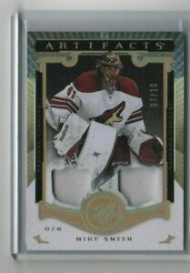 MIKE-SMITH-15-16-Upper-Deck-Artifacts-Dual-Patch-GOLD-07-10
