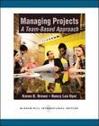 Managing Projects von Nancy Lea Hyer und Karen Brown (2010, Taschenbuch)